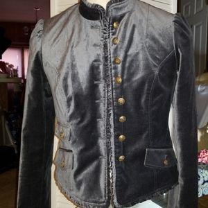 Velveteen Jacket